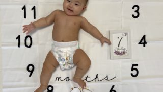 生後7ヶ月